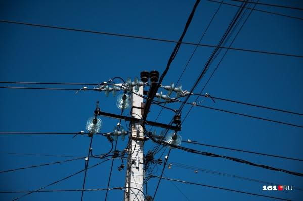 Тысячи ростовчан останутся без света на следующей неделе