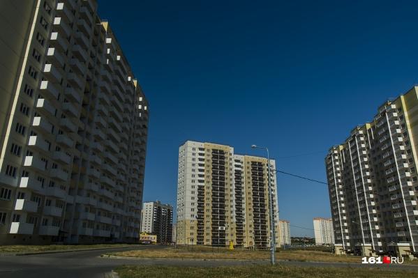 Всего в «Суворовском» восстановят шесть многоэтажных домов