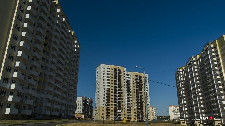 В Ростове в «Суворовском» восстановят заброшенные многоэтажки, от которых отказались военные