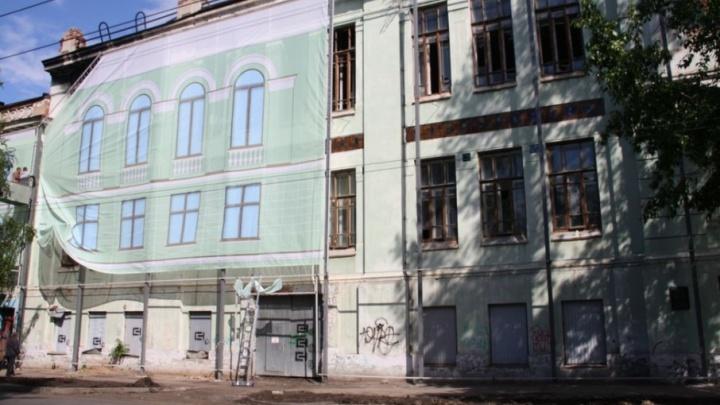 Растащили батареи и элементы декора: реставрацию реального училища оценили в 1,2 миллиарда рублей