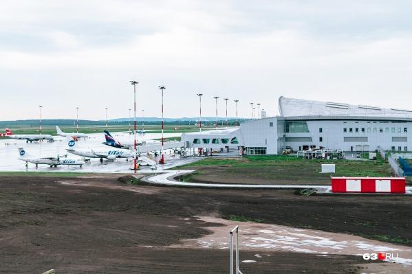 Аэропорт Курумоч погряз в бюрократии