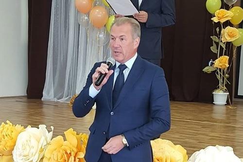 Дмитрий Дмитриев стал новым главой Советского района