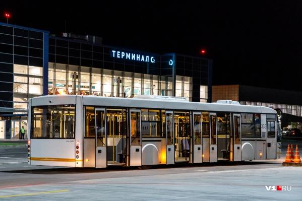 Из Волгограда в Шереметьево добавлено семь рейсов