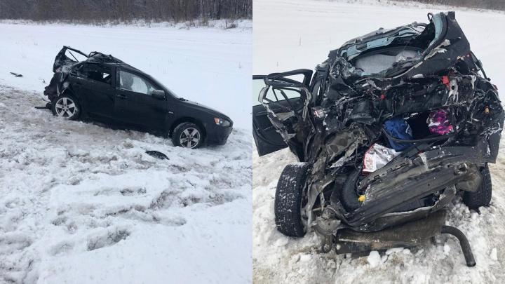 Смерть на трассе: ростовчанин погиб в аварии под Воронежем