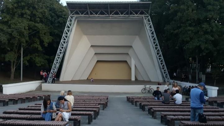 В Ростове заработает бесплатный кинотеатр под открытым небом