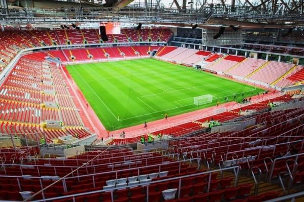 С предложением к мэрии обратился Юрий Посаженников, владеющий частью компании ООО «Стадион Спартак»