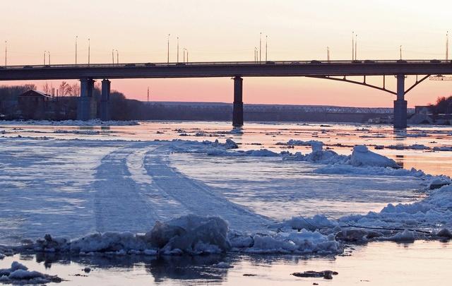 За сутки уровень рек в Башкирии вырос еще на полметра