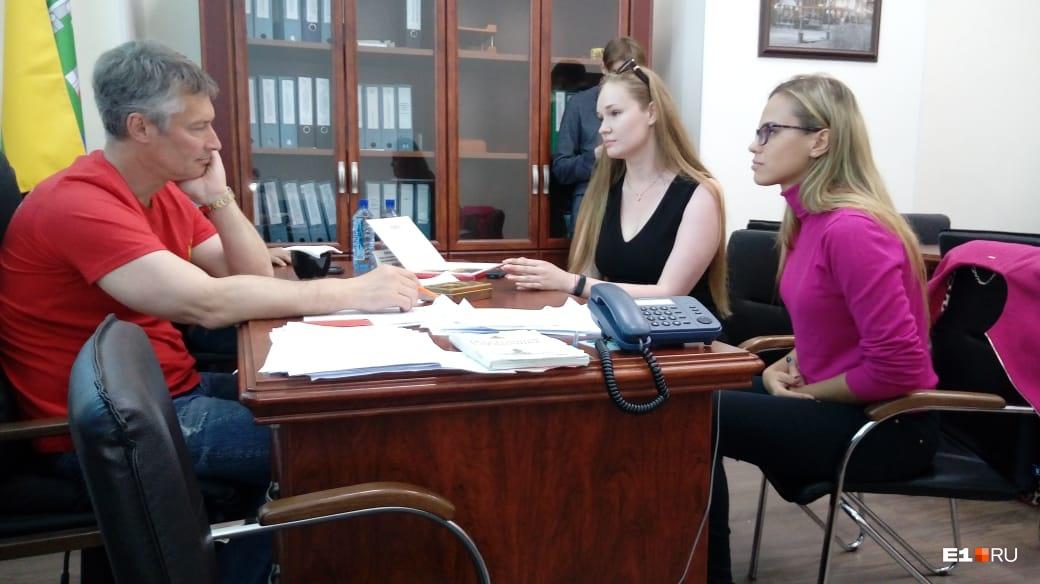 Молодые екатеринбуржцы рассказывали о проектах мечты: открыть магазины здорового питания