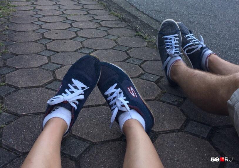 Удобные кроссовки в отпуске — залог долгих прогулок