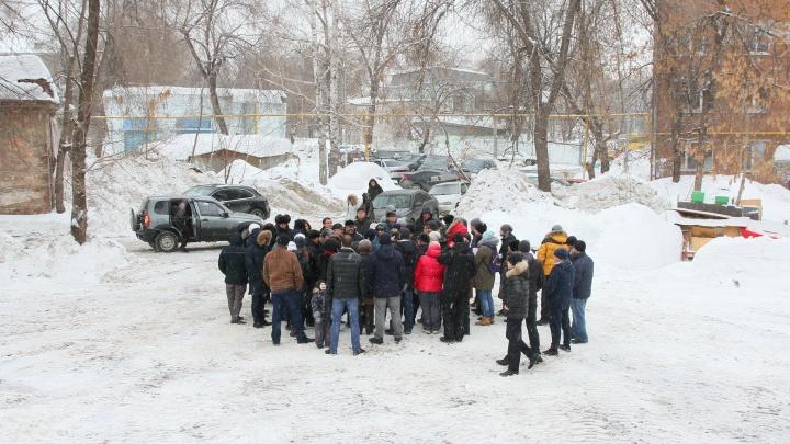 Самарцам обещают 750 парковочных мест за новостройку на Безымянке