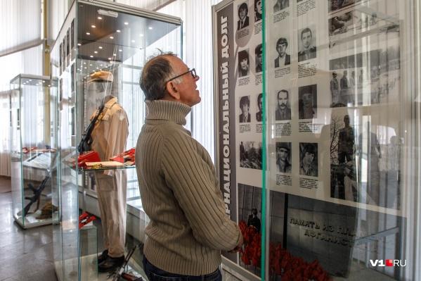 Выставка открылась в музее-панораме «Сталинградская битва»