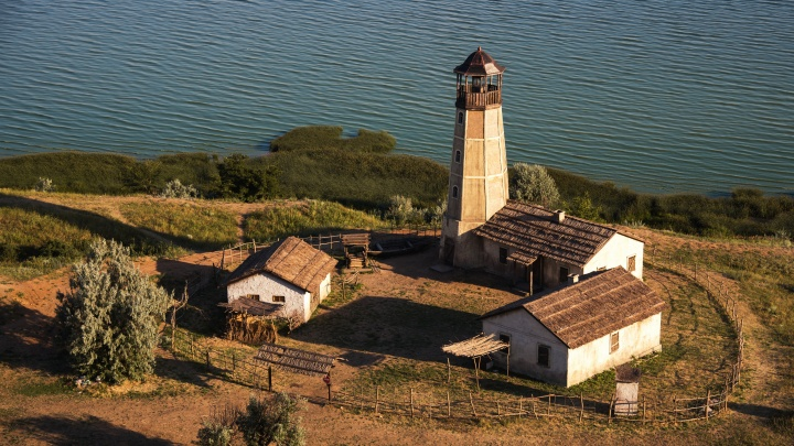 Вход на маяк в Мержаново пока останется бесплатным