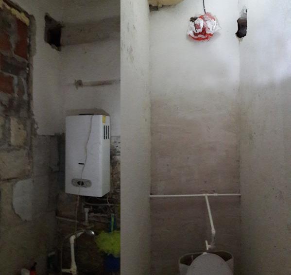 В домах грубо нарушались правила эксплуатации газового оборудования