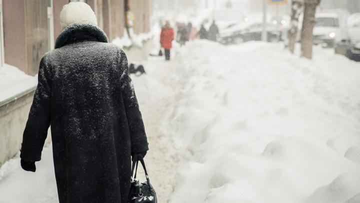Почему в Новосибирске ввели режим ЧС: объяснение мэра Локтя и онлайн-репортаж с городских улиц