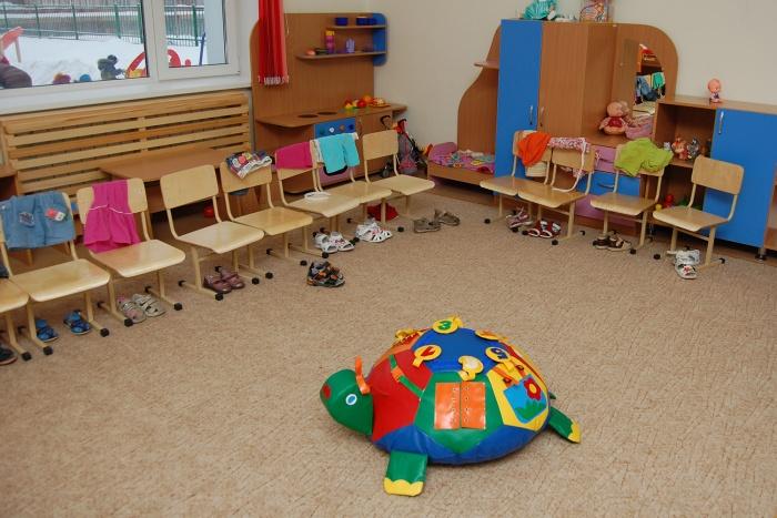 Переполох в детском саду устроил стоявший в прачечной чайник