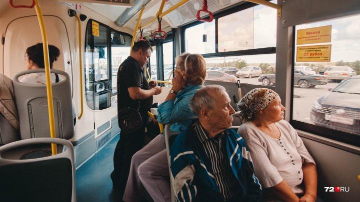 В канун родительского дня из Тюмени на маршруты до кладбищ запустят автобусы особой вместимости