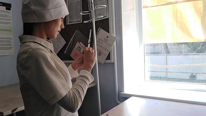 В Ростовской области за неделю удвоилось количество заболевших ОРВИ
