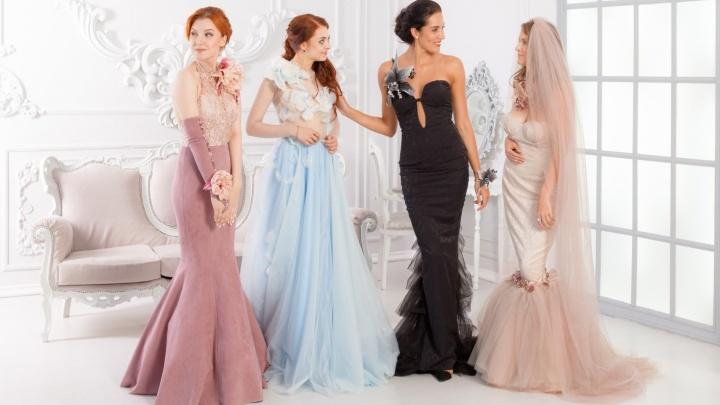 Бизнес в декрете: молодая мама стала зарабатывать на вечерних платьях для фотомоделей и актрис