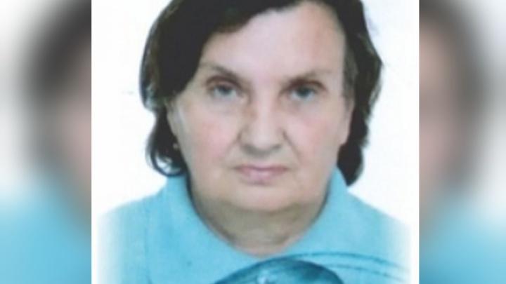 Пропавшую в Перми 72-летнюю пенсионерку, страдающую потерей памяти, нашли живой