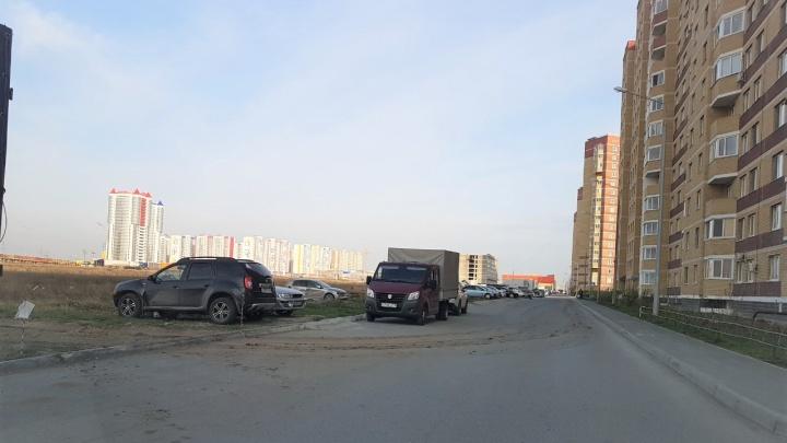Тюменцы пожаловались на «Мостострой-11», который загадил грязью двор. Строителям направили претензию