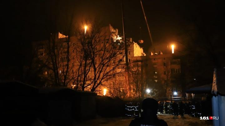 «Предположительно, женщина»: в Шахтах нашли тело второй жертвы взрыва