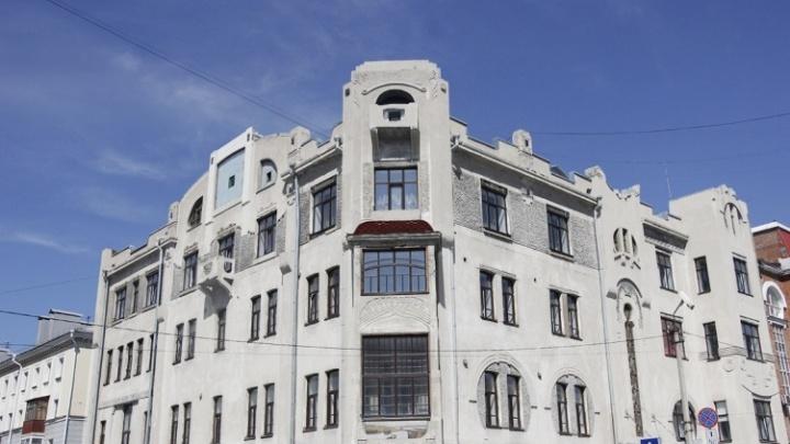 В Омске отреставрируют столетний дом Александры Печокас на улице Орджоникидзе