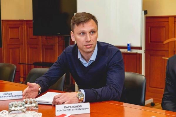 Ранее Алексей Попов был капитаном пермского ФК «Амкар»