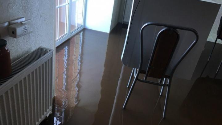 Под Уфой под воду ушли 63 участка