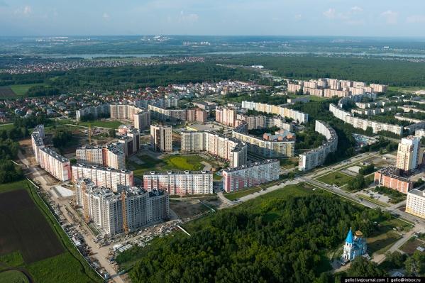 В Краснообске можно купить в ипотеку под 3% квартиру, дом или участок для строительства дома