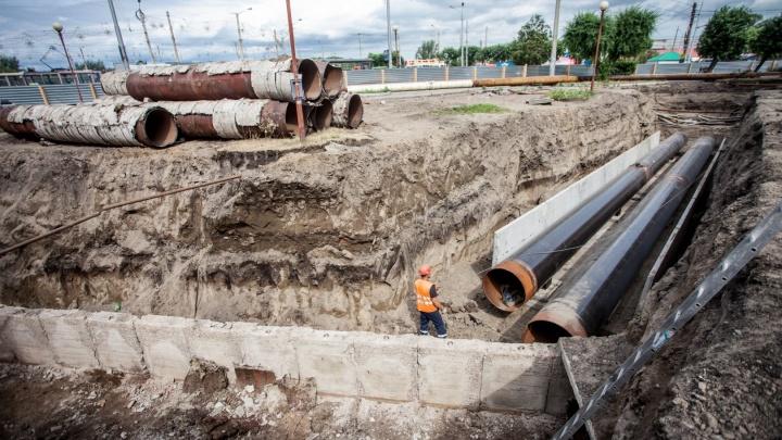 Сезон большого ремонта: в 2018 году в Красноярске заменят 12 километров теплосетей