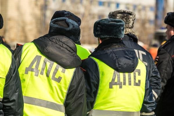 Полицейские проводят доследственную проверку