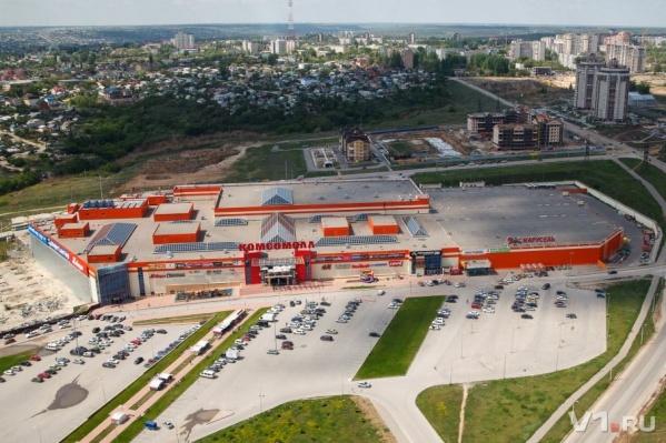 Один из крупнейших ТРК Волгограда сменил хозяина и управляющую компанию