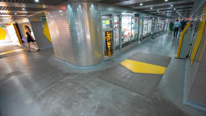 На левом берегу Дона планируют построить подземный и надземный пешеходные переходы