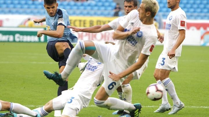 «Крылья Советов» хотят провести отмененный матч с «Оренбургом» в начале апреля