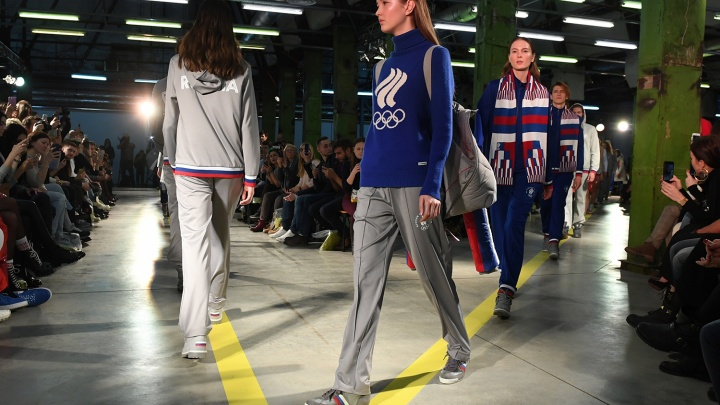 Спортсменке из Новосибирска поручили рекламировать новую форму олимпийской сборной