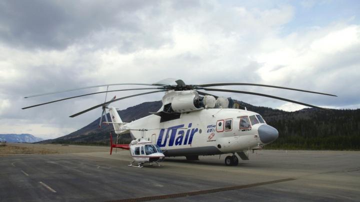 «Почти при нулевой видимости»: под Нарьян-Маром разбился вертолёт Ми-26Т