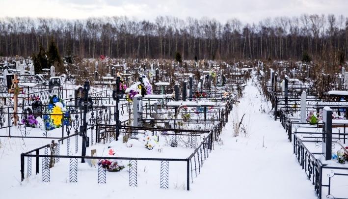 Около Осташинского кладбища может появиться еще один сектор для захоронений