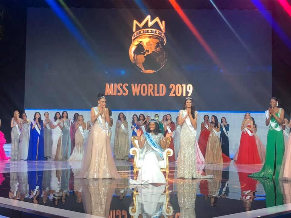 Ямайская красотка стала «Мисс мира»