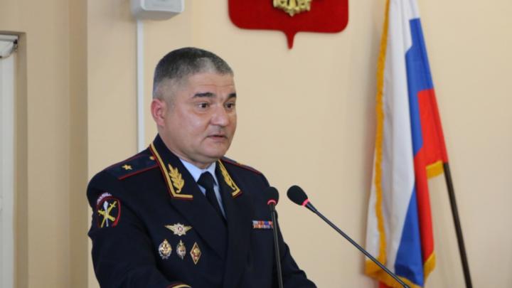 Бывший замглавы полиции Ростовской области перешел в правительство Тывы