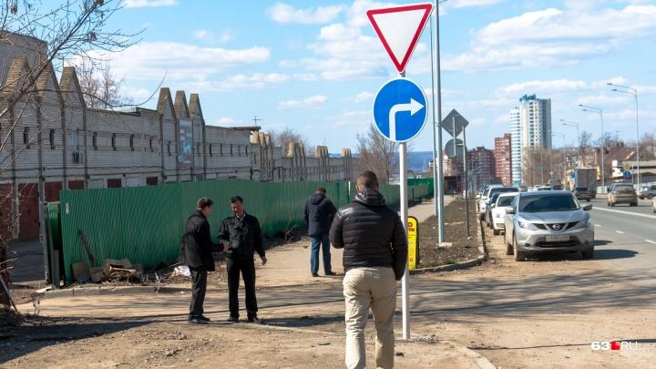 Депстрой: срок включения освещения на Луначарского сорвал подрядчик