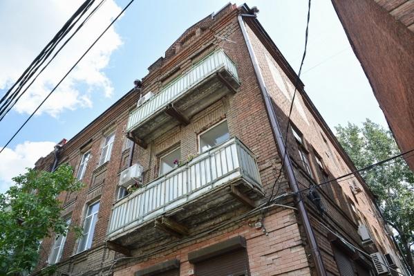 На ремонт исторических зданий хотят выделить средства из областного бюджета