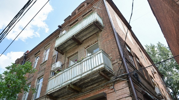 Донские депутаты хотят перенять опыт у Москвы и Санкт-Петербурга по сохранению исторических зданий