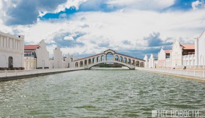 Чиновники заявили об отсутствии разрешения на строительство ЖК «Сибирская Венеция»