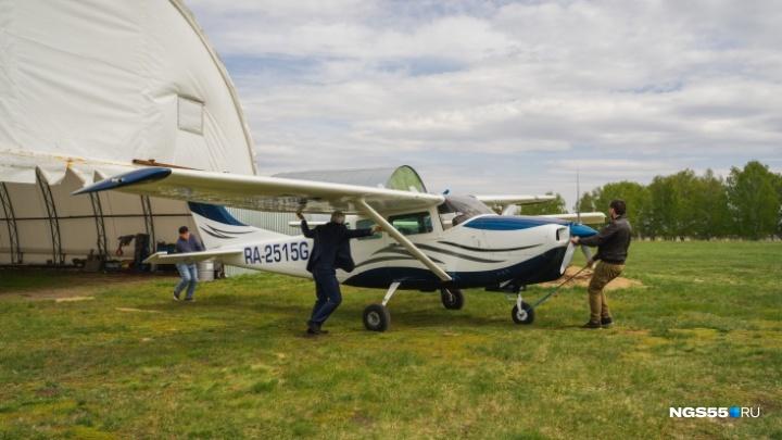 Владелец аэродрома имени Летова решил остаться в Омской области