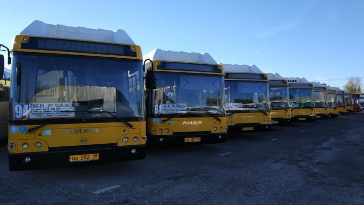 Новые автобусы по двум популярным маршрутам начнут перевозить ростовчан с 21 октября