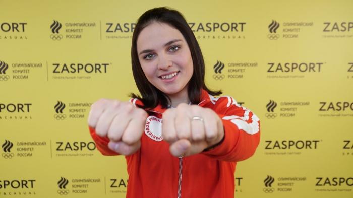 Мария Васильцова — дебютантка на Олимпийских играх