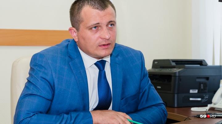 Начальника ИГЖН Прикамья лишили прав за пьяную езду