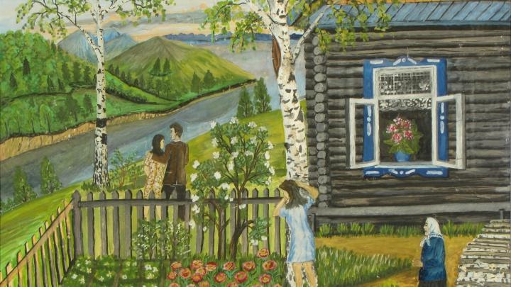 В Екатеринбурге откроется выставка художницы-крестьянки, чьи работы коллекционируют за рубежом