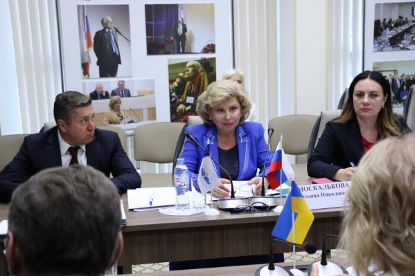 Татьяна Москалькова ознакомилась с делом оппозиционера Мохнаткина