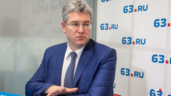 Первый зампред правительства Самарской области Виктор Кудряшов лишился приставки врио